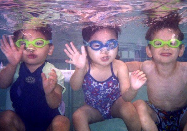 Underwater Swimming Class